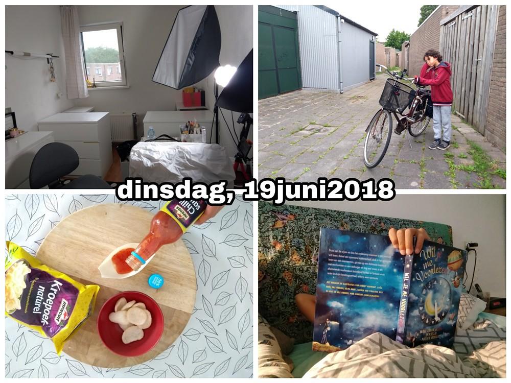 19 juni 2018 Snapshot