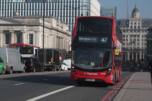 Stagecoach London 13090 BL65OYJ