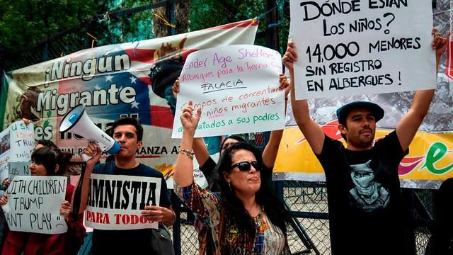 """""""Onde estão as crianças imigrantes?"""", perguntam mexicanos; tema repercute nos candidatos à presidência"""
