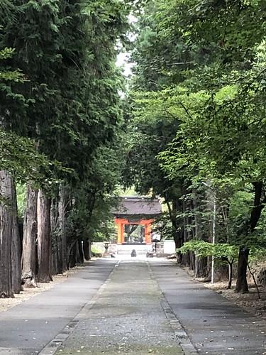 Erin-ji Temple in Enzan, Yamanashi