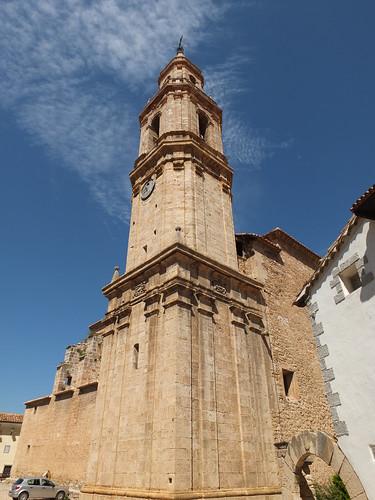 Iglesia de Santa María Magdalena - Torre