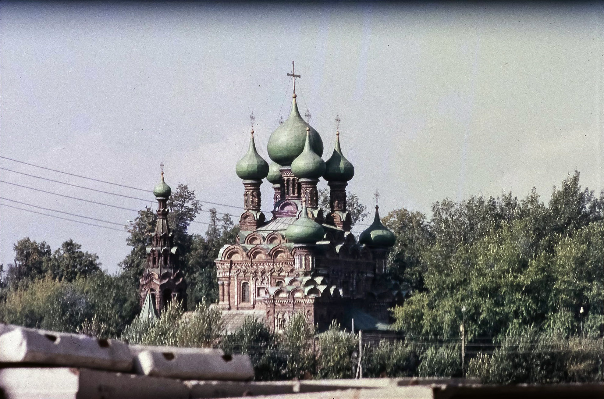 Троицкая церковь в Останкино
