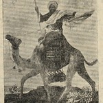 البابا كيرلس الرابع الملقب بابو الاصلاح راكبا جملا
