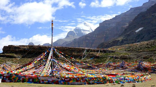 Sagrado Monte Kailash