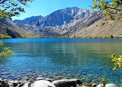 Convict Lake, Sierra Nevada Range, CA 2016