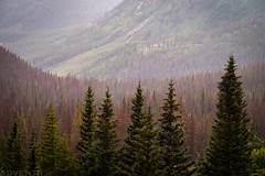Hancock Pass Peaks (8-8-18 - 8-9-18)