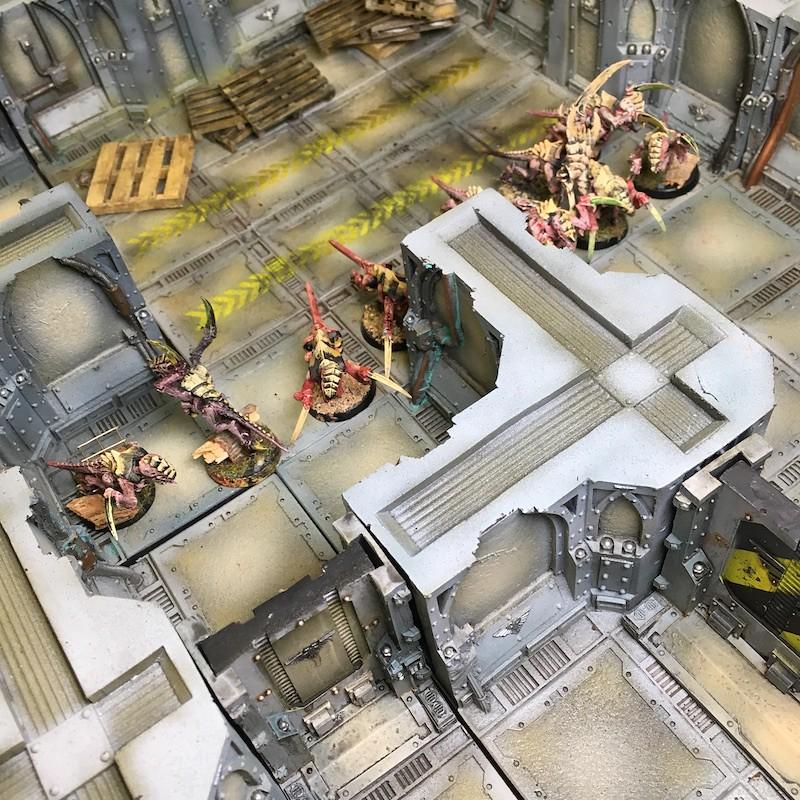 Medal of Colors Indomitus Crusade Battles-14