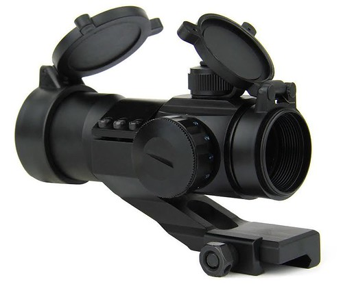 TacFire Red Dot Sight with 7x Magnifier eotech vortex g33 optic scope package