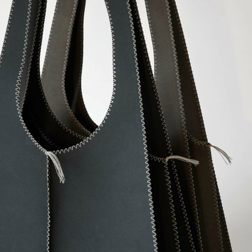 LIVALIKE Black Tote Bag