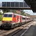 London North Eastern Railway DVT 82203 - Biggleswade
