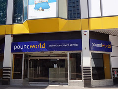 Picture of Poundworld (CLOSED), 18-22 Centrale