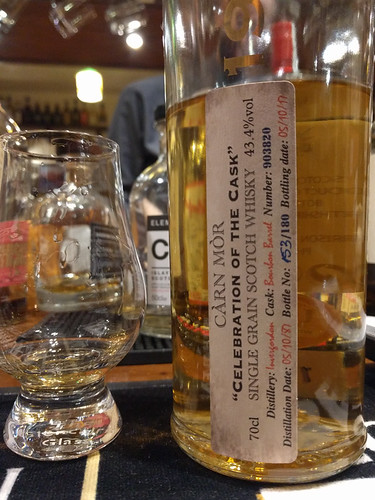 my favorite dram of the trip @ the Highlander Inn
