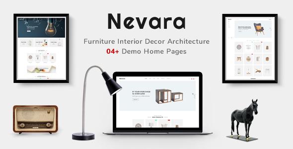 Nevara v1.0 - Responsive Furniture and Interior PrestaShop Theme