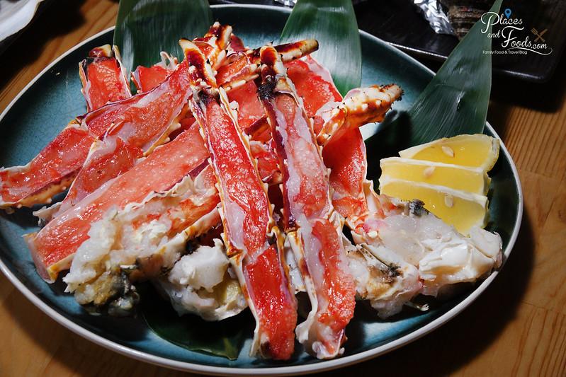 hamasho king crab