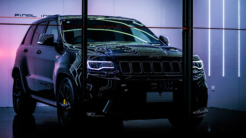 Jeep Grand Cherokee : Black : Rejuvenation