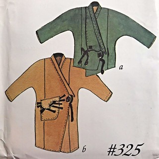 nomad coat pattern front