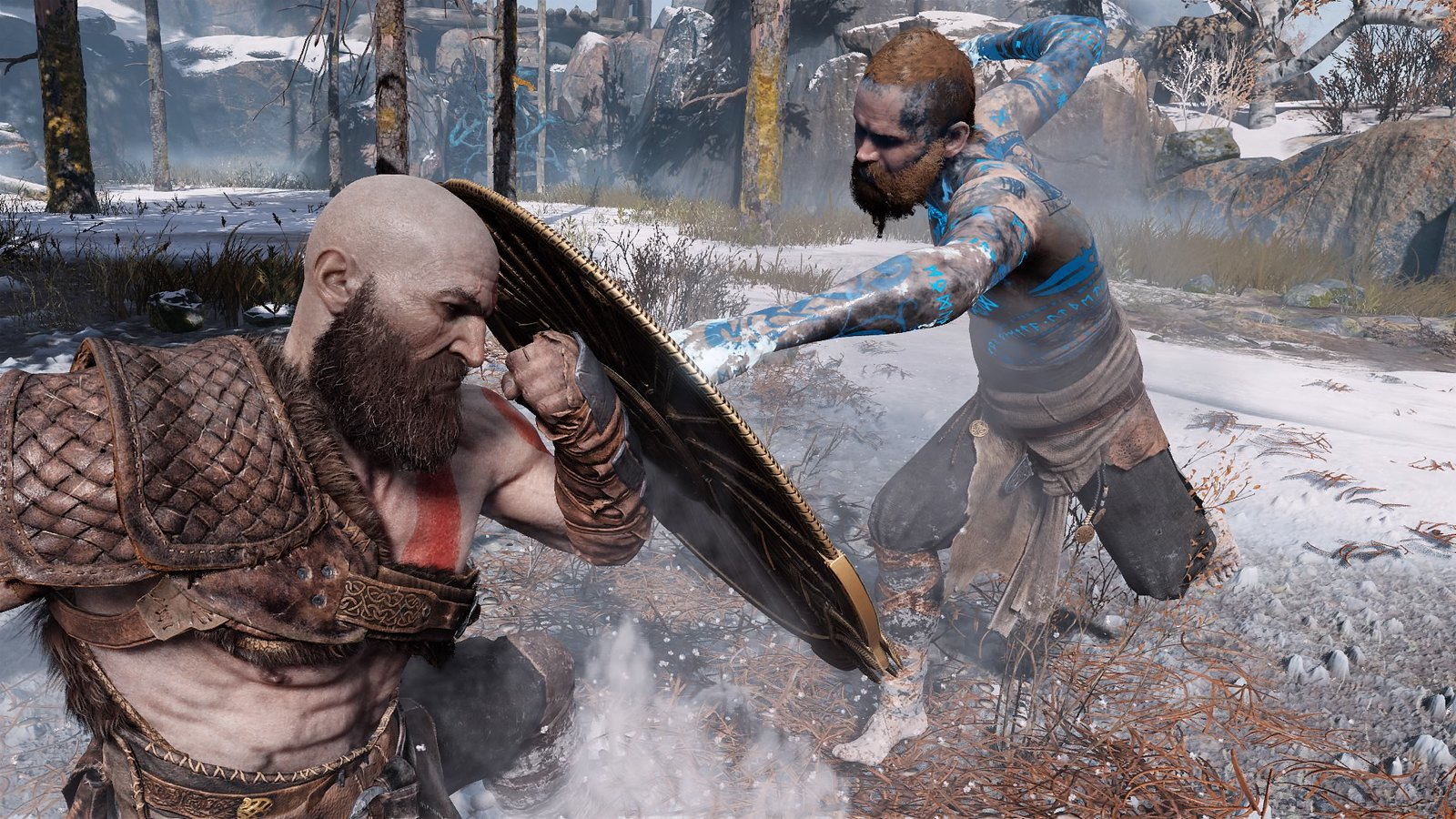 God of War: Fighting a God