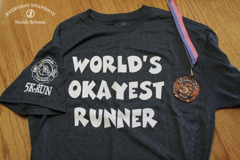 Awesome 5K Shirt