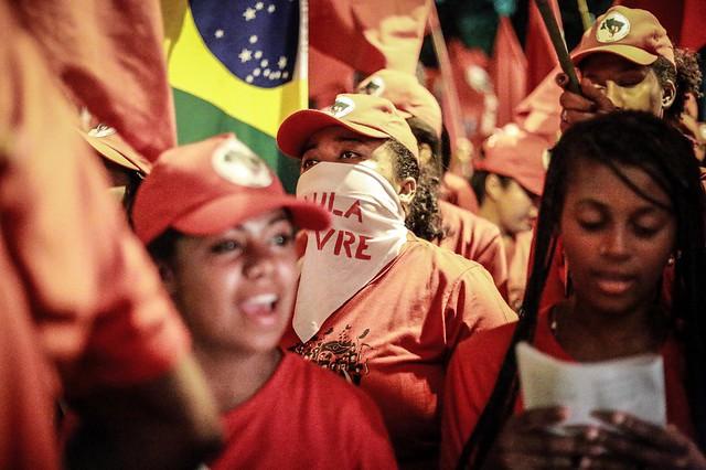 Marcha Nacional Lula Livre tem cobertura ao vivo e diária na rádio