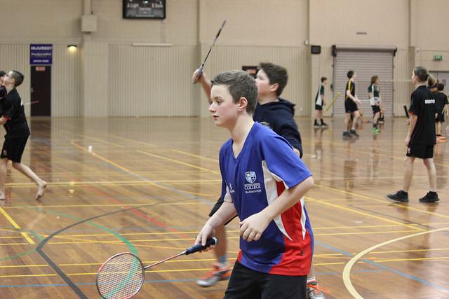 BOP Junior Badminton Finals 2018