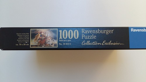 Ravensburger 1000 Collection Exlusiv - Eleanor on Horseback (2) | by Pumatti