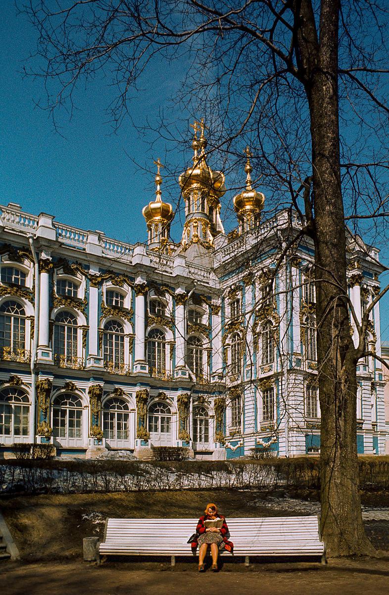 Пушкин. Екатерининский дворец