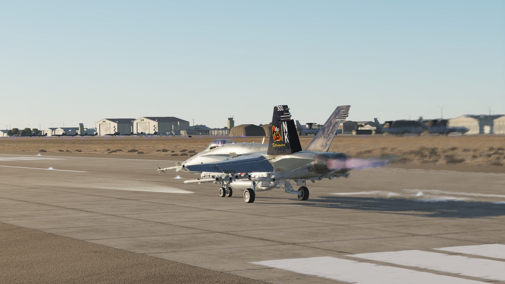 DCS World: F/A-18C Hornet  43152090344_1c14e6393e_o