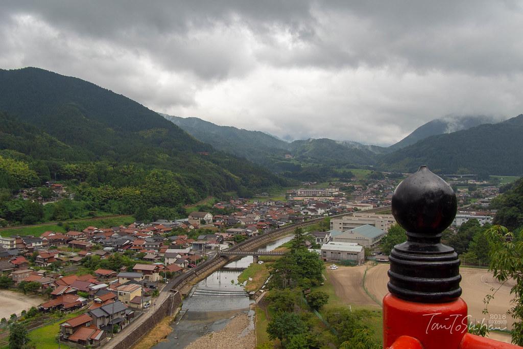 津和野太鼓谷稲成神社