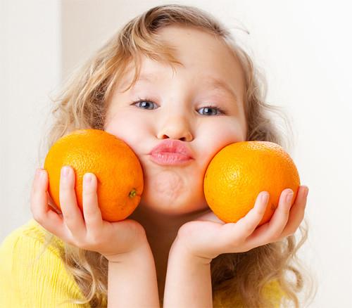 ăn cam có béo không