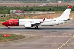 EI-FJM Norwegian Air International B737-800 Helsinki Vantaa Airport