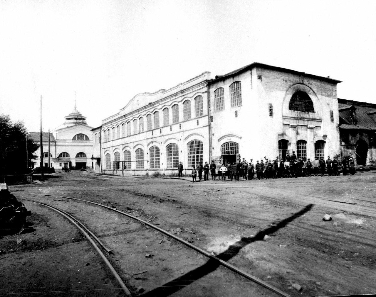 Воткинский завод. Цех №26