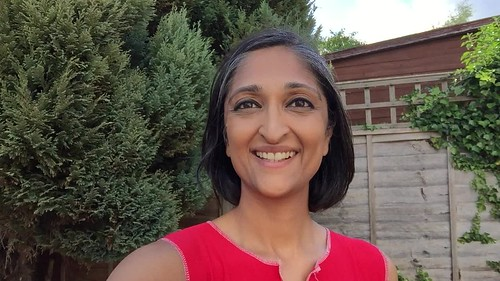 Trishna Bharadia on receiving a Points of Light award