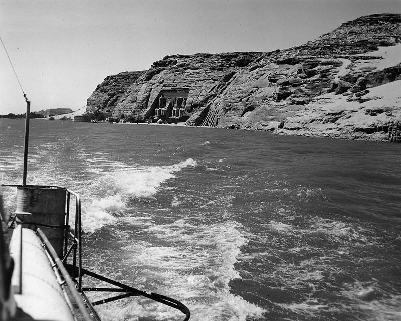 Древности Египта. Часть 74. 1960-е. Древности на снимках Лалы Ауфсберг. Вып 1