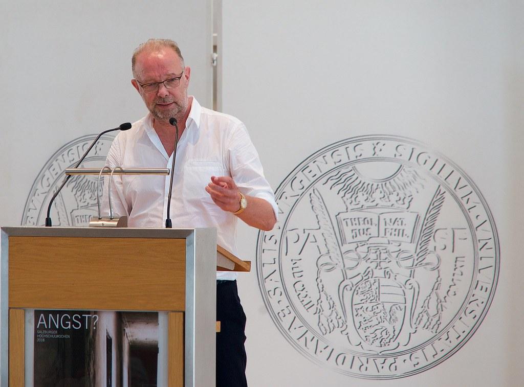 Akademischer Festakt mit Bernd Ulrich (ZEIT)