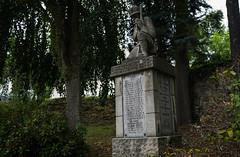 Denkmal 1. Weltkrieg - Kleinolbersdorf-Altenhain - Chemnitz - Sachsen - Deutschland