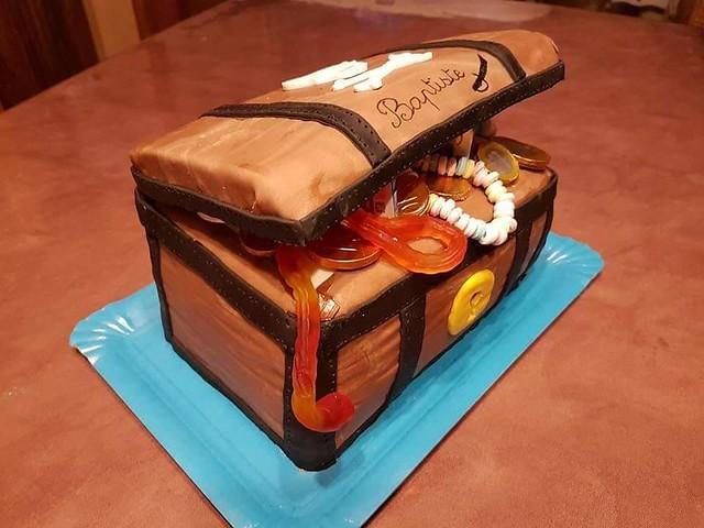 Cake by Benoit Nadine