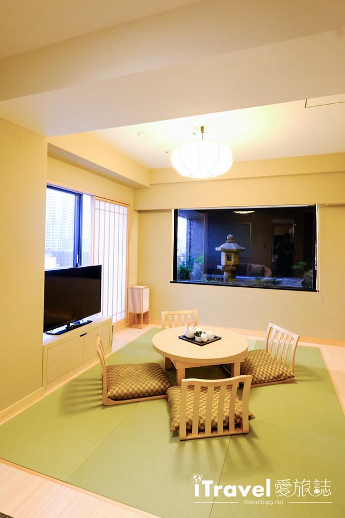 本町大阪景观饭店 Osaka View Hotel Honmachi (19)