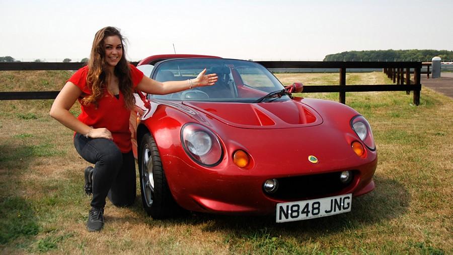 Elisa Artioli Lotus Elise 1