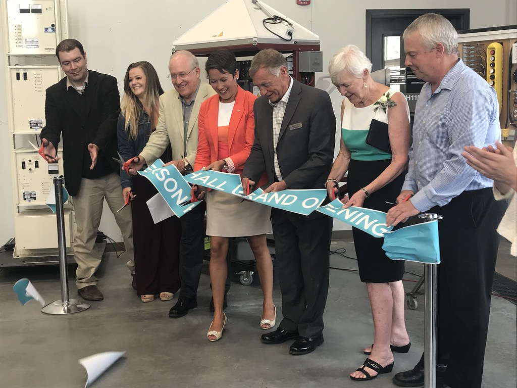 A new training facility at College of the Rockies will inspire future generations of electrical and industrial mechanic students to jump-start rewarding trades careers in their local communities.