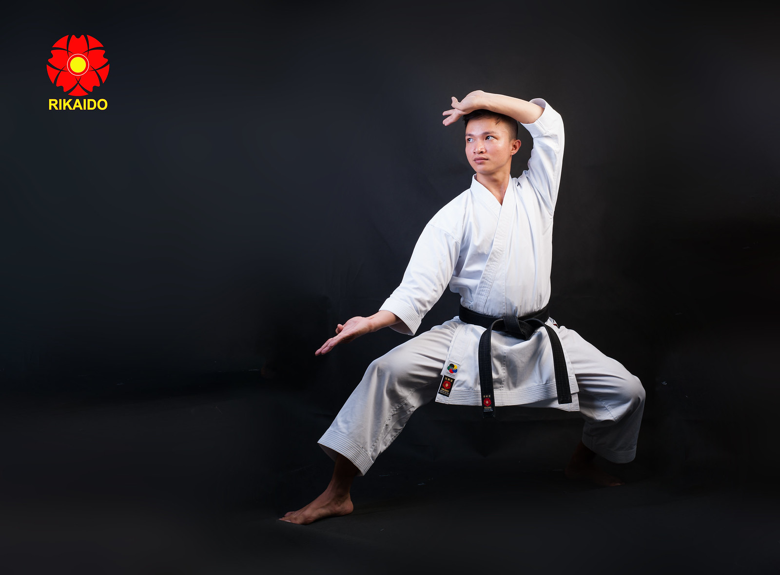 43930568402 48de6592cd h - Ảnh nghệ thuật karate chụp trong studio