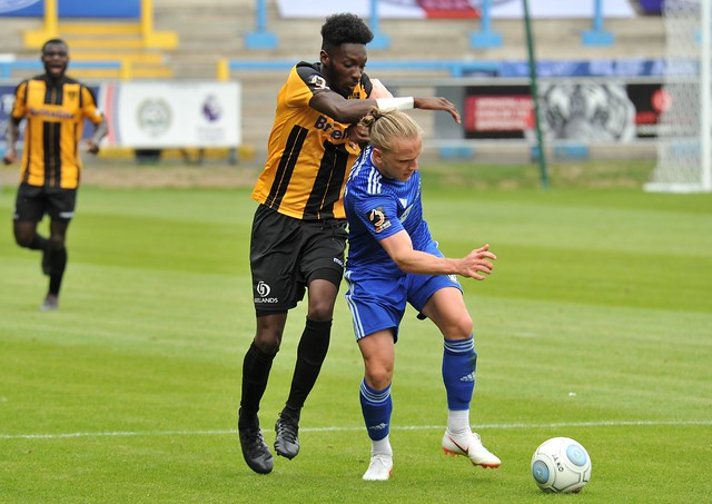 VNL: FC Halifax Town 3-0 Maidstone United