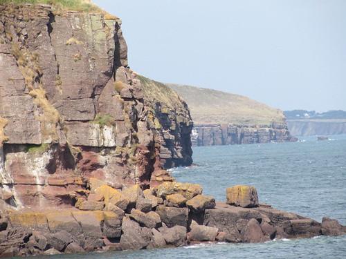 County Waterford Coastline