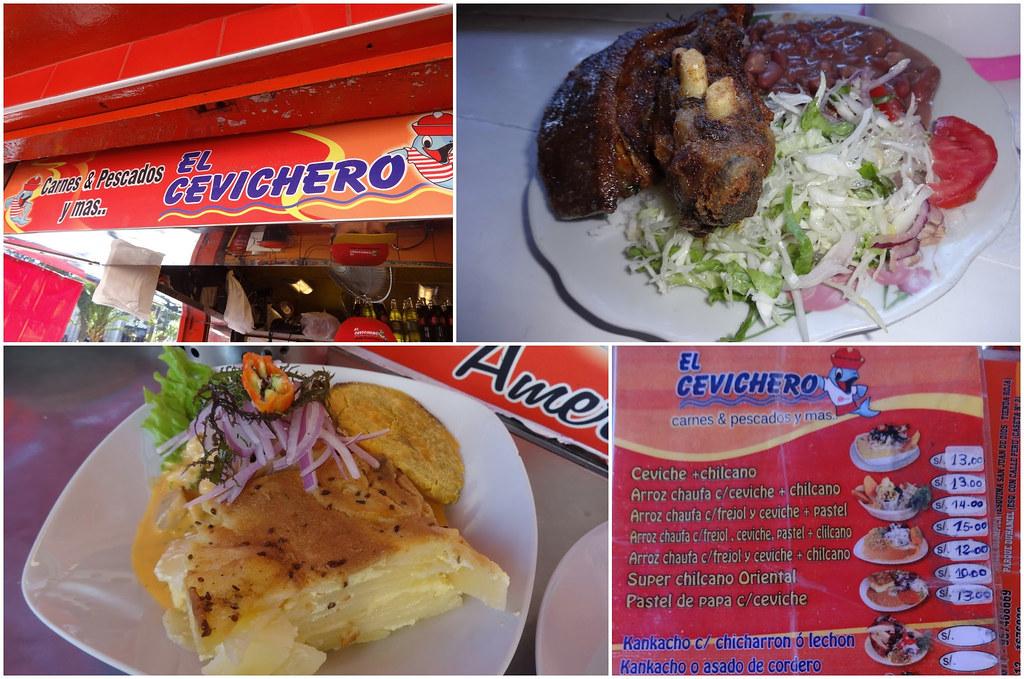 Jedzenie w Peru