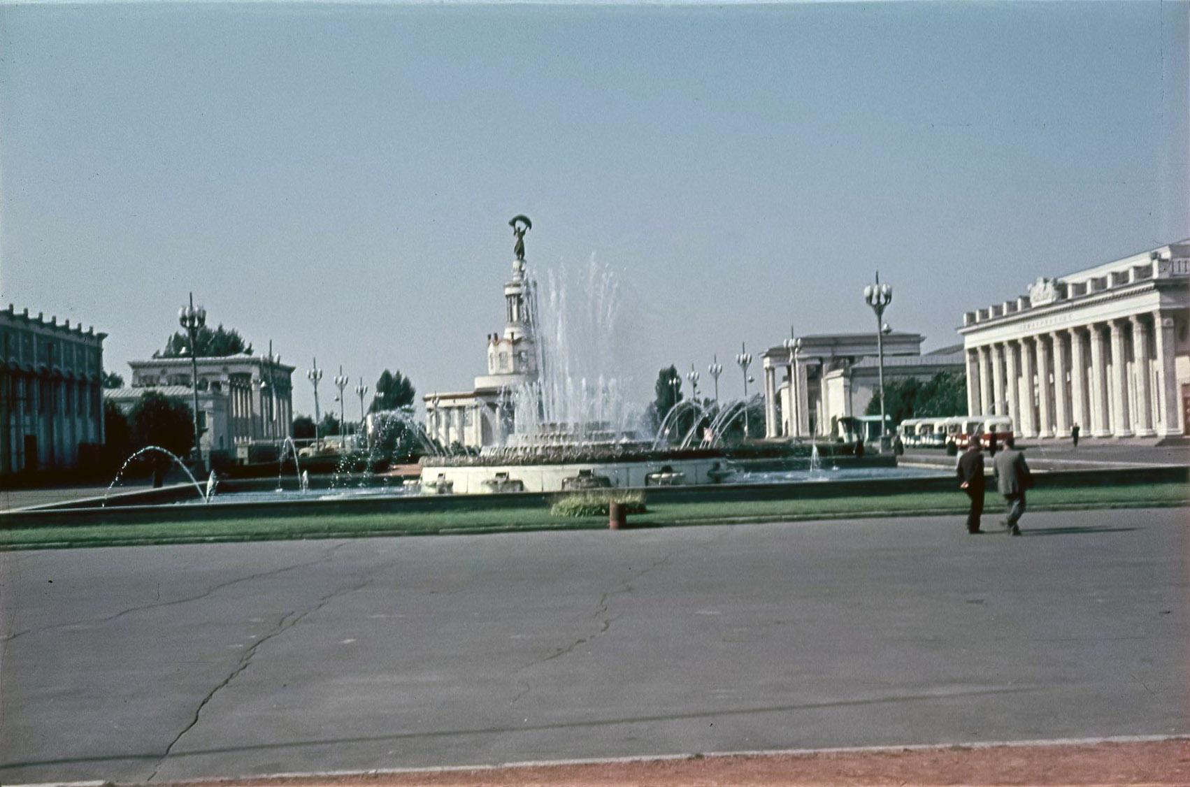Киев. ВДНХ
