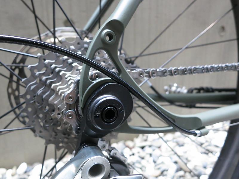 Corner Bikes Gravel Road End