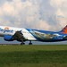 """N271NV allegiant A320 """"Winter the Dolphin""""at KCLE by GeorgeM757"""