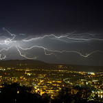 13. August 2018 - 1:13 - Flash sur Alès / Gard