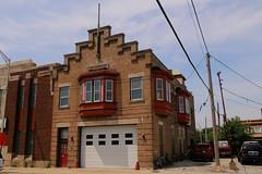 Maywood Fire Dept. Building