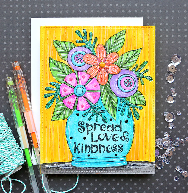 spread love and kindness