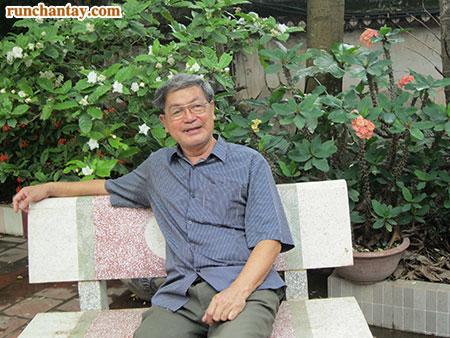 Ông Dương Quang Tình bắt đầu câu chuyện kể về hành trình điều trị bệnh run tay